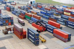 Imported Food Control at Hull & Goole Port Health Authority